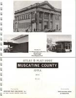 Title Page, Muscatine County 1973